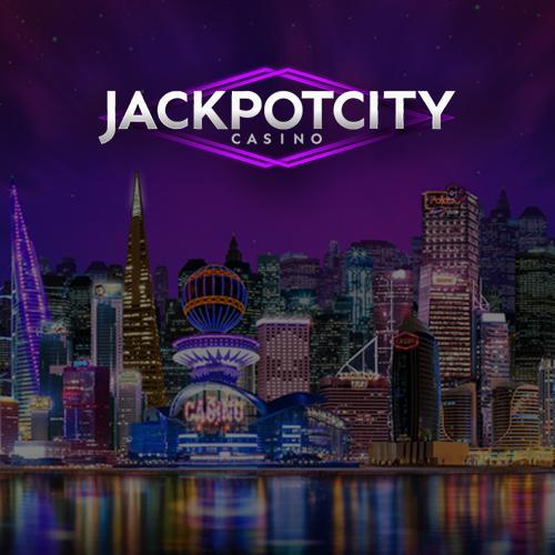 Jackpotcity Casino - Jusqu'à €1600 de bonus