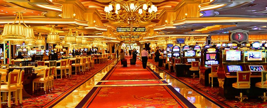 Steve Wynn's Charmed Casino Career