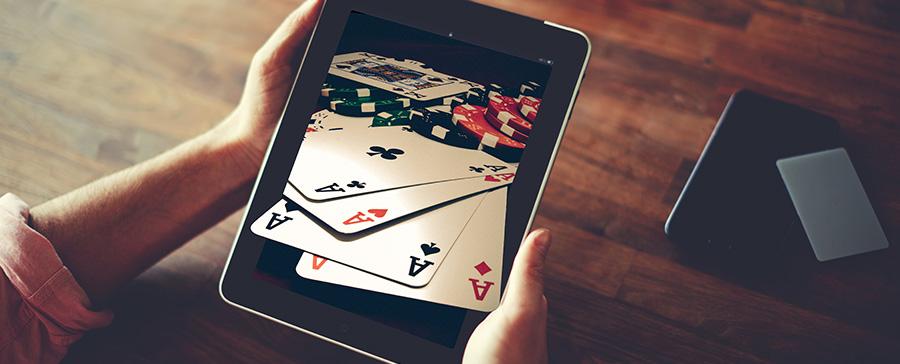 онлайн казино на планшет