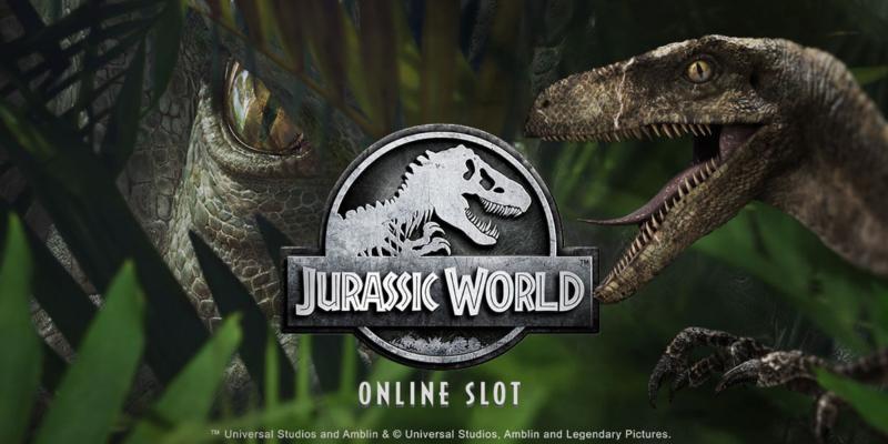 Jurassic World Slots