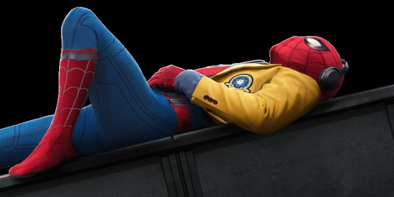 Spiderman's Top Tracks