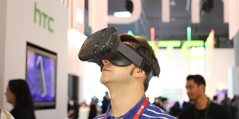 HTC VR
