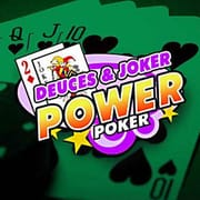 Deuces and Joker Power Poker